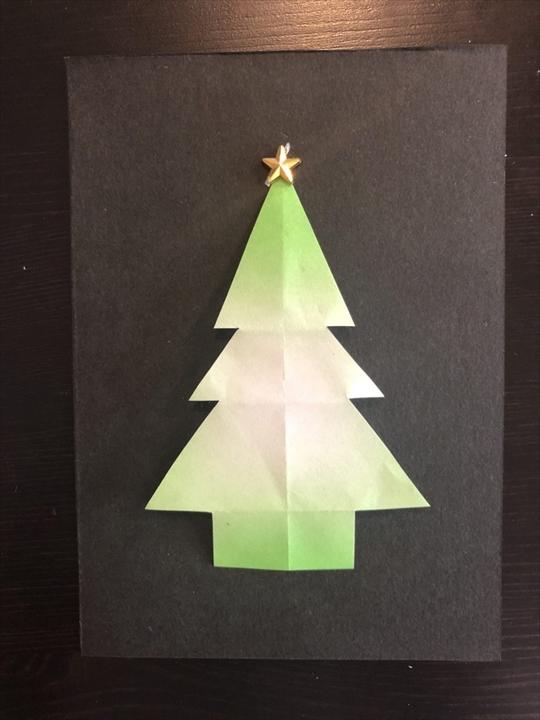クリスマスカード 作り方