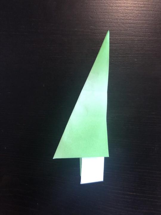 クリスマスツリー 作り方