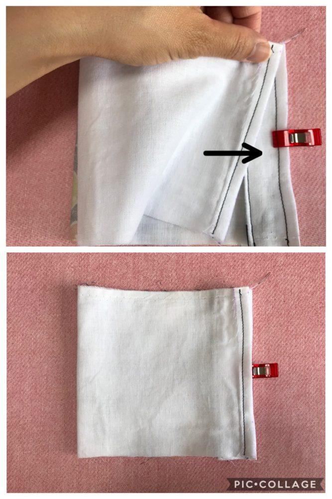 保冷剤入れ 作り方