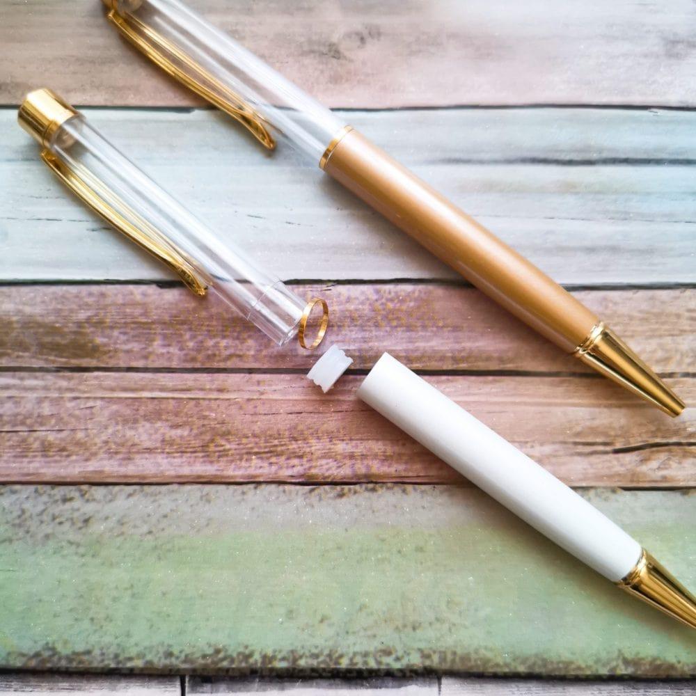 100均 ボールペン 作り方