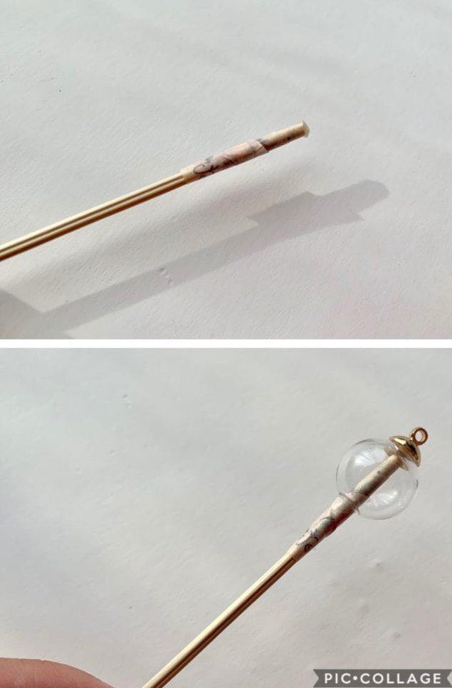 イヤリング 作り方