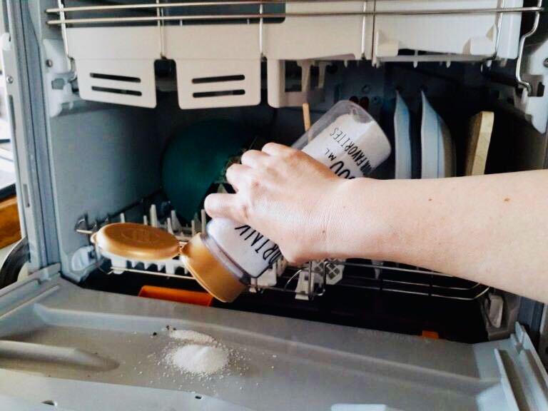 ダイソー コーヒーキャップ 洗剤