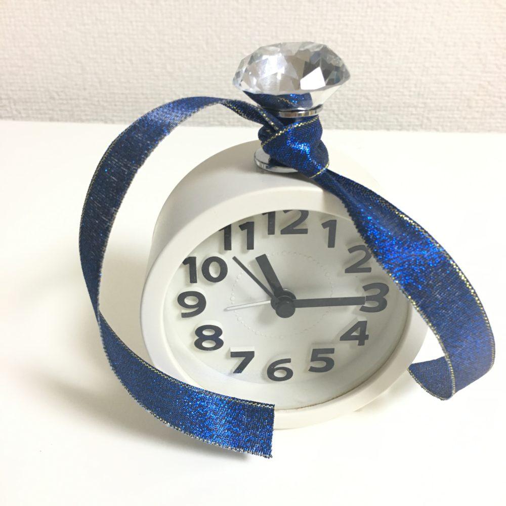 時計 リボン