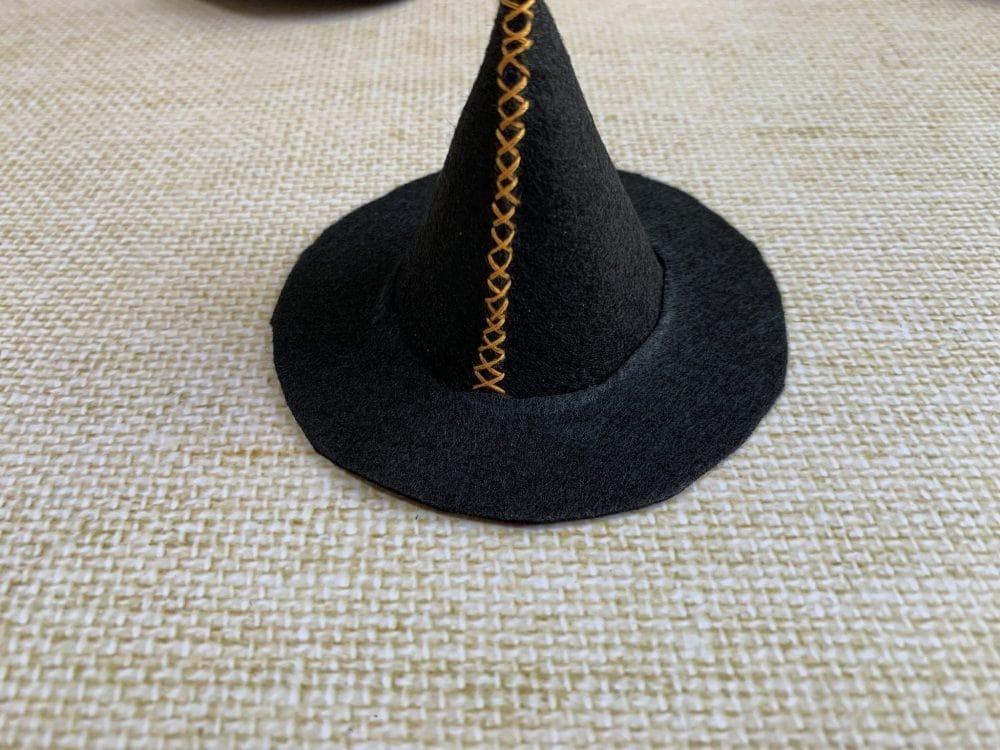 魔女 帽子 作り方