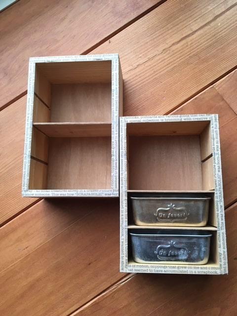 模様替え 収納ボックス