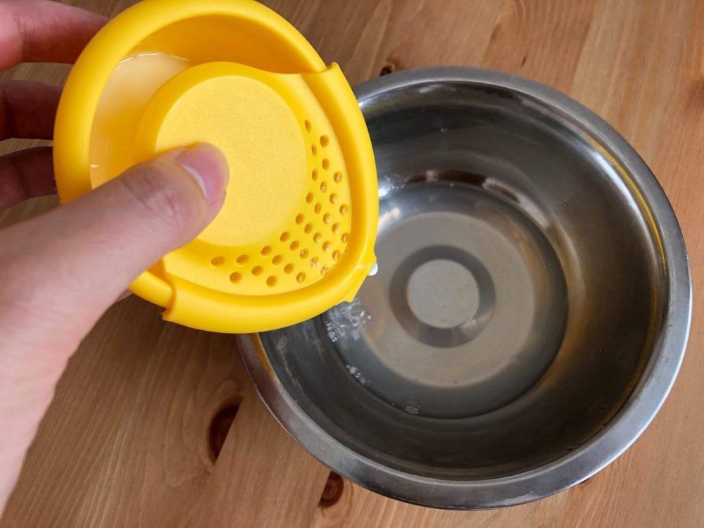 ダイソー 温泉卵 作り方